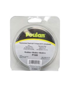 Poulan Tap N Go VI Replacement Trimmer Head, Rh Thread 952701723